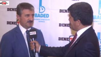 Oğuz Nihat Alkan – Denetim TV röportaj