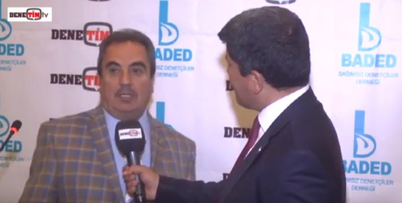Photo of Prof. Dr. İlhami SÖYLER – Denetim TV röportaj