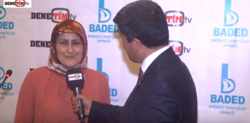 Photo of Semra Varlık – Denetim TV röportaj