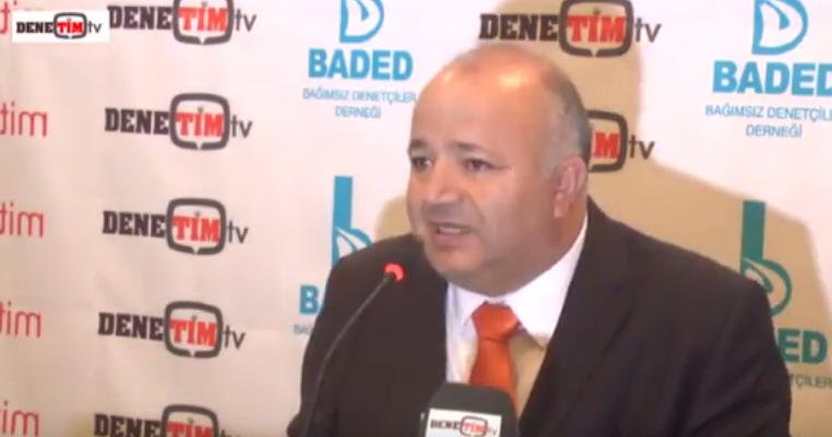 Photo of Abdullah Çavuş Denetim TV konuşması