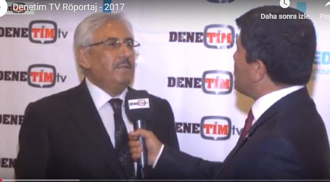 Photo of Ahmet Dulkadiroğlu – Denetim TV röportaj