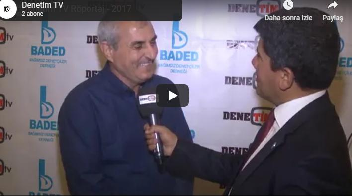 Photo of Recep Recei Çiftçi – Denetim TV röportaj
