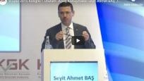 KGK 8 Eylül 2015 Kongre/1.Oturum- Açılış Konuşmaları Seyit Ahmet BAŞ – İmdat ERSOY