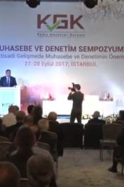 KGK 27-28 Eylül 2017 Sempozyum/ 4. Oturum- Sermaye Piyasaları Açısından Bağımsız Denetim Osman SARAÇ