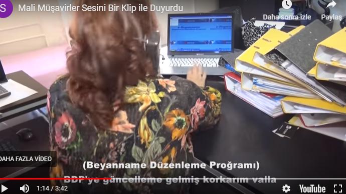 Photo of Mali Müşavirler Sesini Bir Klip ile Duyurdu