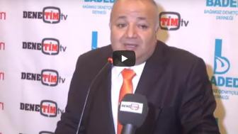 ABDULLAH ÇAVUŞ/DENETİM TV LANSMAN KONUŞMASI