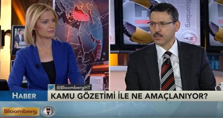 Photo of KGK BAŞKANI BLOOMBERG TV