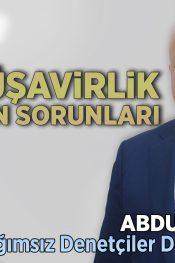 Mali Müşavirlik Mesleğinin Sorunları | BADED Başkanı Abdullah Çavuş